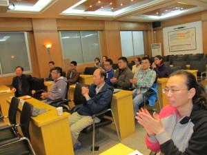 Аудитория на лекции