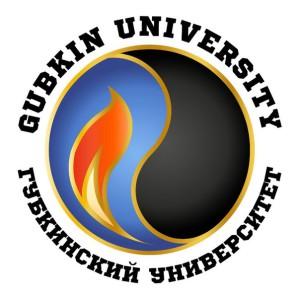 логотип Губкинского университета